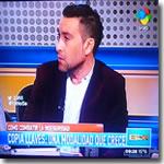 Gabriel Gallardo en America TV