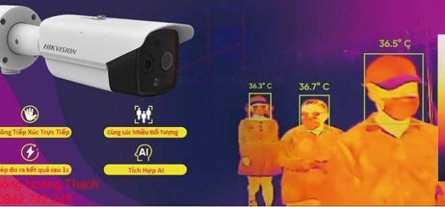 Cámaras para detección de temperatura corporal : Fiebre